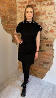 DIESEL Kleid D-CROLLER DRESS