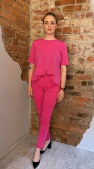 LUISA CERANO Shirt ORGANIC COTTON T-SHIRT