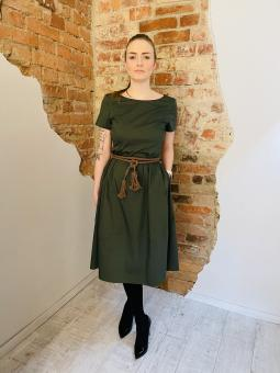 LUISA CERANO Kleid FIT&FLARE-KLEID