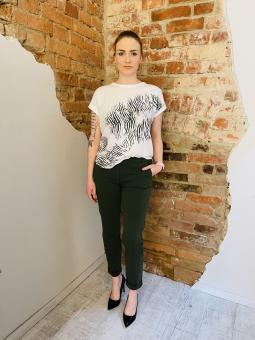 LUISA CERANO Shirt PRINT T-SHIRT