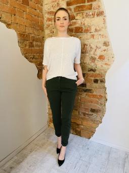 LUISA CERANO Shirt OVERSIZED T-SHIRT