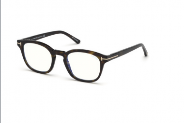 TOM FORD Brille mit Clip