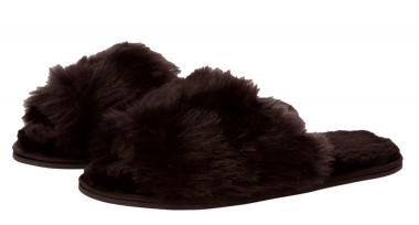 BURLINGTON Hausschuhe FLUFFY FUR