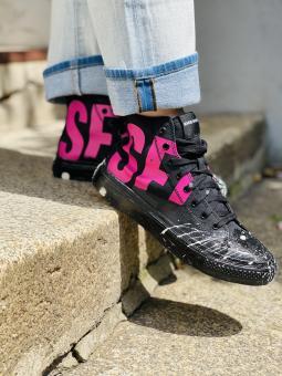 DIESEL High-Sneaker ASTICO MCW