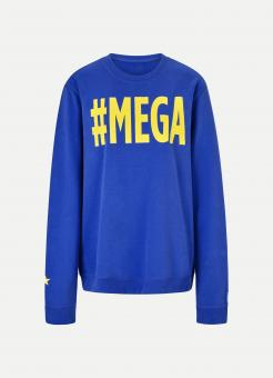 JUVIA Sweatshirt #MEGA - MAKE EUROPE GREAT AGAIN