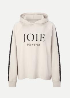 JUVIA Sweatshirt JOIE DE VIVRE