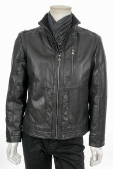 HUGO BOSS Lederjacke AICON